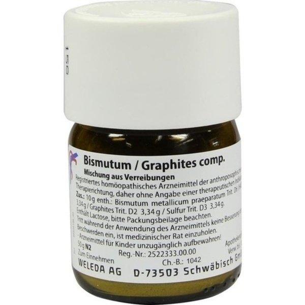 BISMUTUM GRAPHITES comp.Trituration 50 g