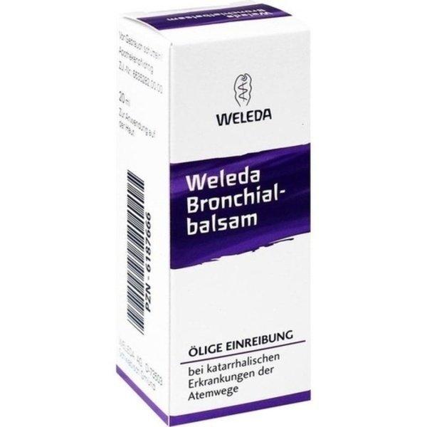 BRONCHIALBALSAM Weleda 20 ml
