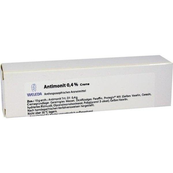 ANTIMONIT 0,4 % Creme 25 g