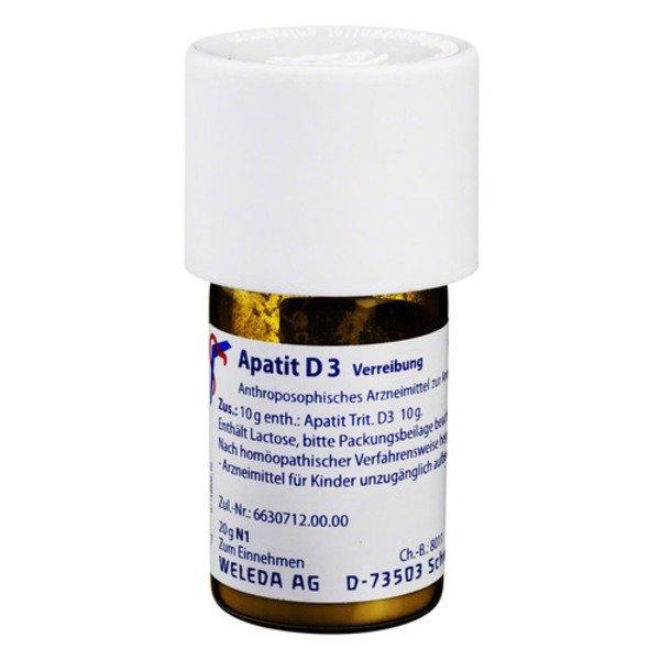 APATIT D 3 Trituration 20 g