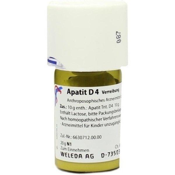 APATIT D 4 Trituration 20 g