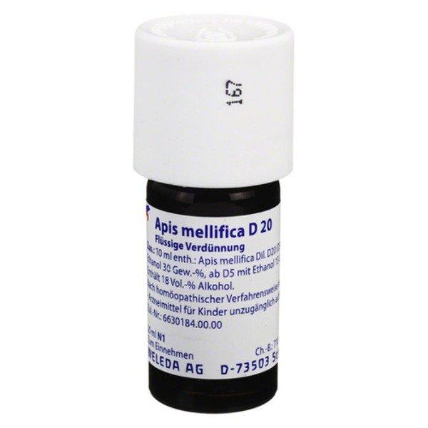 APIS MELLIFICA D 20 Dilution 20 ml