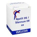 APATIT D 6/Stannum D 8 aa Trituration 50 g