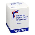 BERBERIS PLANTA tota/Urtica urens Tabletten 200 St