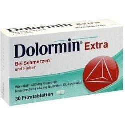 DOLORMIN extra Filmtabletten 30 St