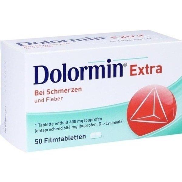 DOLORMIN extra Filmtabletten 50 St