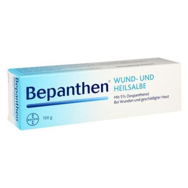 BEPANTHEN Wund- und Heilsalbe 100 g