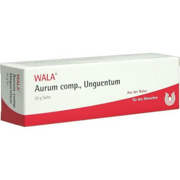 AURUM COMP UNGUENTUM 30 G