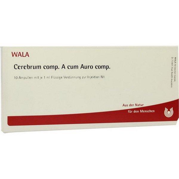 CEREBRUM COMP A C AUR COMP 10x1 ML