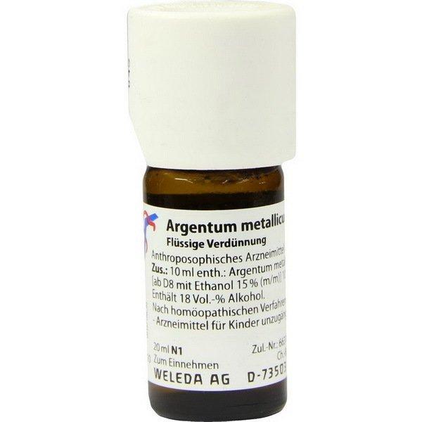 ARGENTUM MET PRAEP D30 20 ML