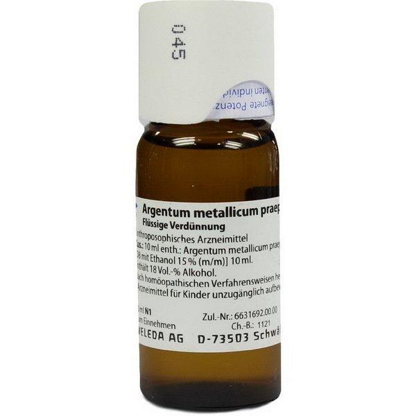 ARGENTUM MET PRAEP D 8 50 ML
