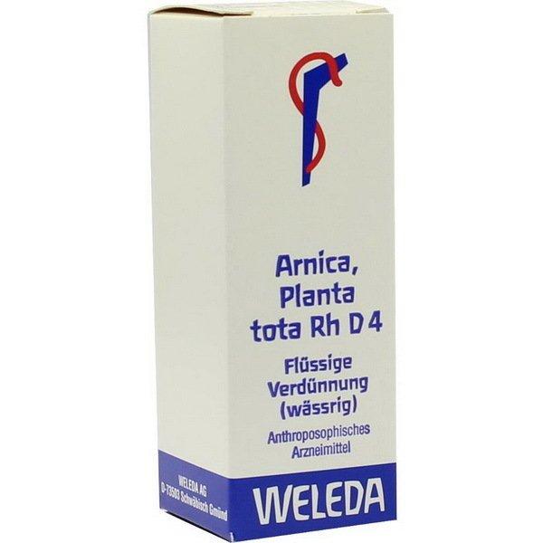 ARNICA PLANTA TOTA RH D 4 20 ML