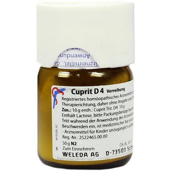 Cuprit D4 50 G